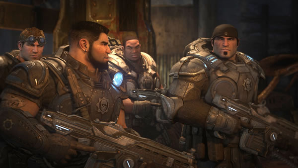 「Gears of War」