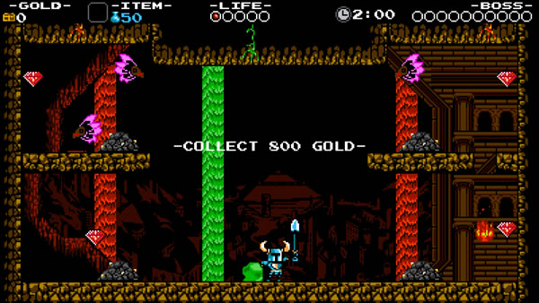 「Shovel Knight」