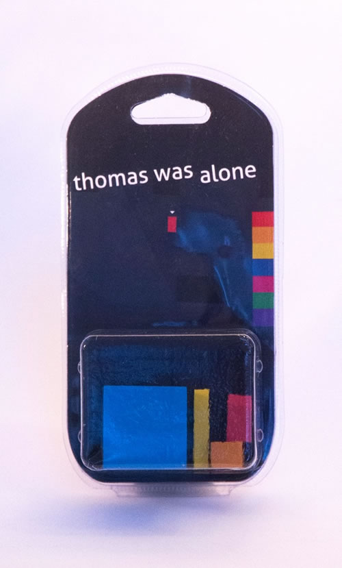 「Thomas Was Alone」
