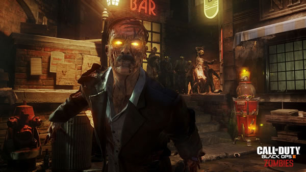 「Call of Duty: Black Ops III」