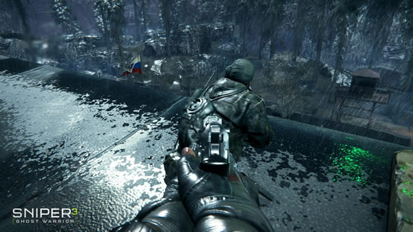 「Sniper: Ghost Warrior 3」
