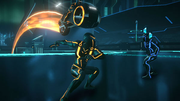 「TRON: Escape」
