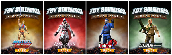 「Toy Soldiers: War Chest」