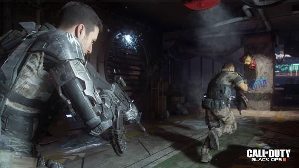 「Call of Duty: Black Ops III」