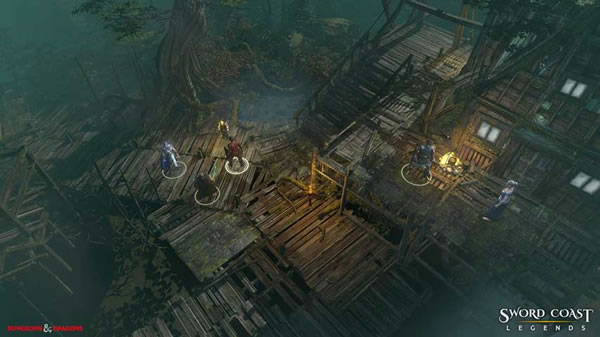 「Sword Coast Legends」