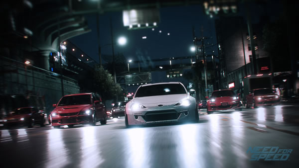 「Need for Speed」