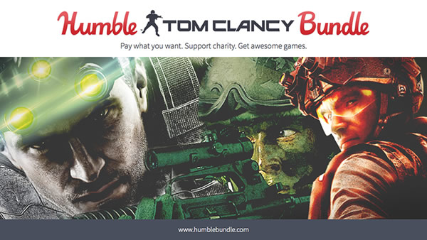 「Humble Tom Clancy Bundle」
