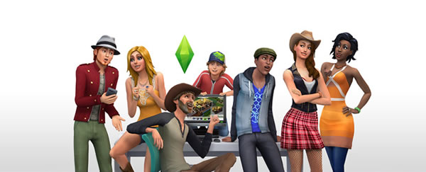 「The Sims 4」