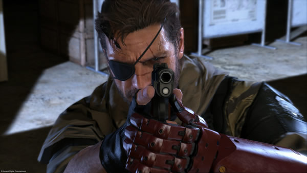 「Metal Gear Solid V: The Phantom Pain」