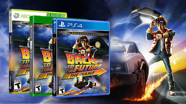 「Back to the Future: The Game」