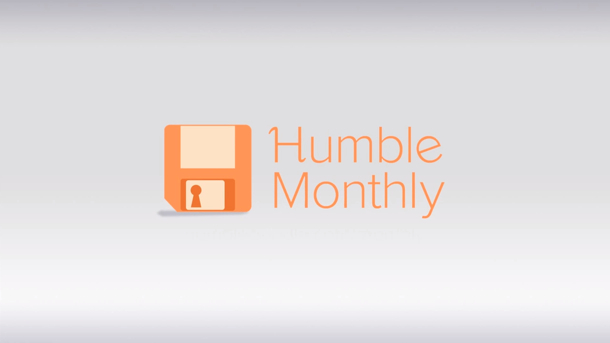 「Humble Monthly」