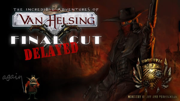 「The Incredible Adventures of Van Helsing: Final Cut」