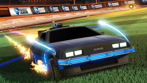 「Rocket League」
