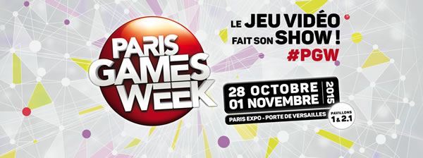 「Paris Games Week」