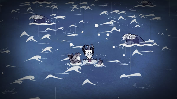 「Don't Starve: Shipwrecked 」