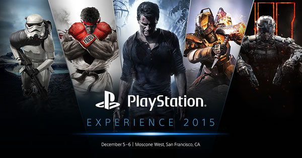 「PlayStation Experience 2015」