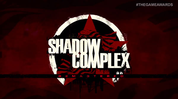 「Shadow Complex: Remastered」