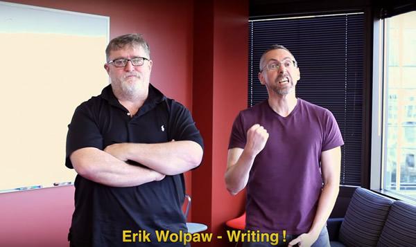 「Erik Wolpaw」