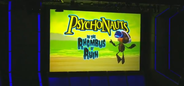 「Psychonauts: In The Rhombus of Ruin」