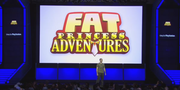 「Fat Princess Adventures」