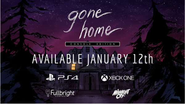 「Gone Home」