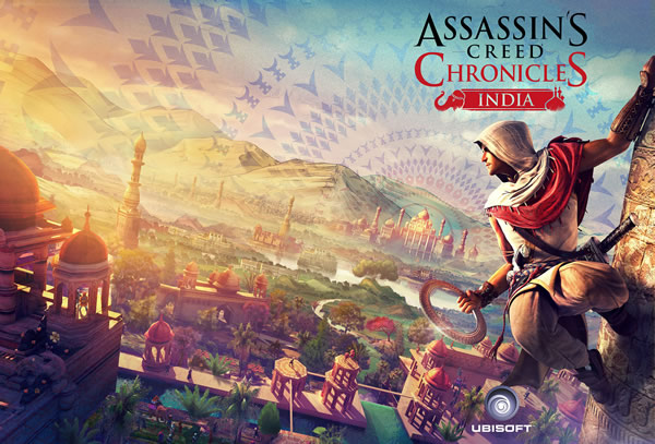 「Assassin's Creed Chronicles: India 」
