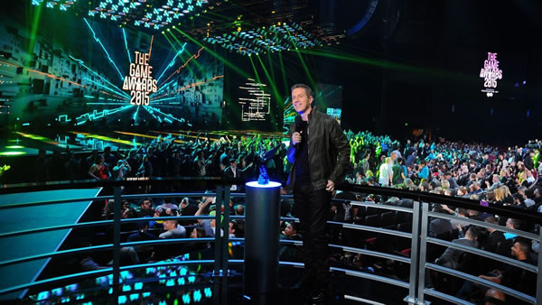 「The Game Awards 2015」