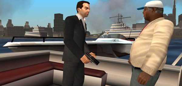 「GTA: Liberty City Stories」