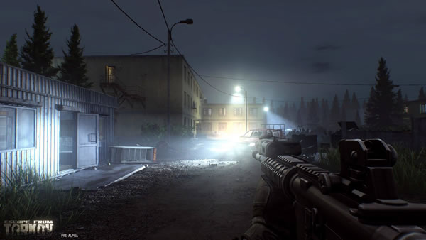 「Escape from Tarkov」