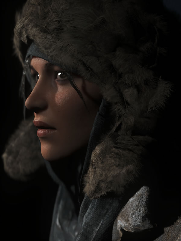 「Rise of the Tomb Raider」