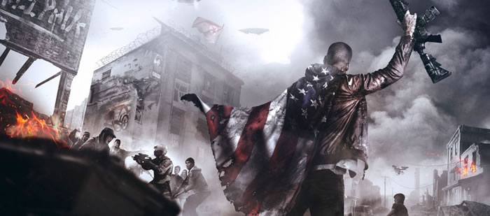 「 Homefront: The Revolution」