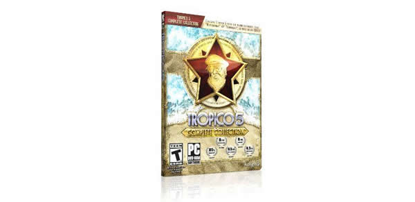 「Tropico 5 Complete Collection 」