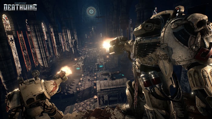 「Space Hulk: Deathwing」