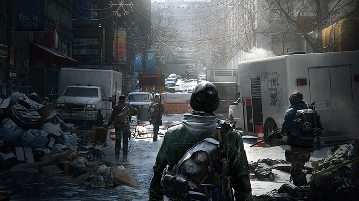「The Division」「ディビジョン」