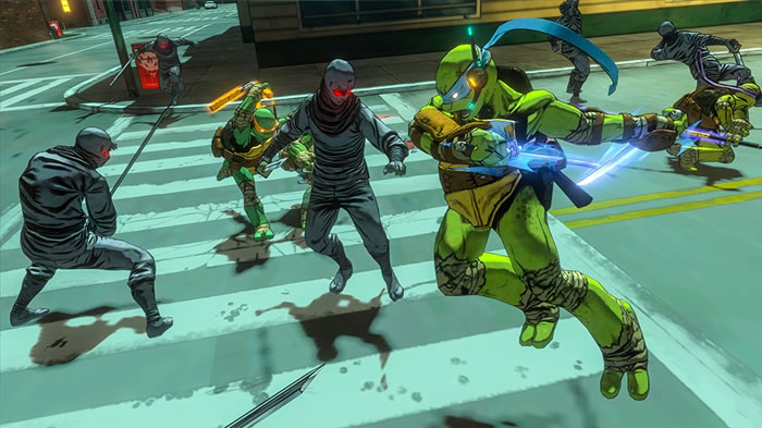 「Teenage Mutant Ninja Turtles: Mutants in Manhattan」
