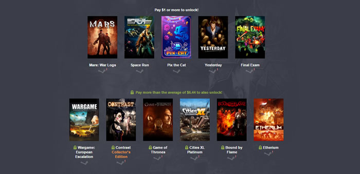 「 Humble Weekly Bundle: Focus Home Interactive 2」