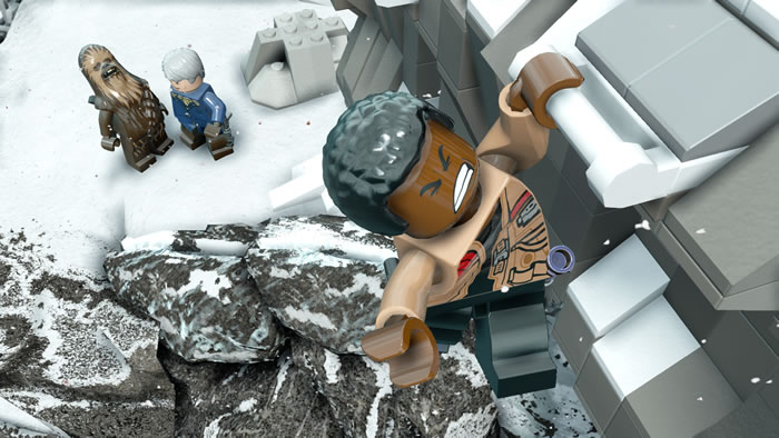 「 LEGO Star Wars: The Force Awakens」