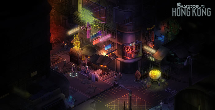 「Shadowrun: Hong Kong 」