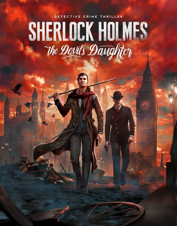 「Sherlock Holmes: The Devil's Daughter」