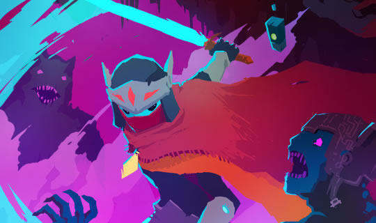 「 Hyper Light Drifter 」