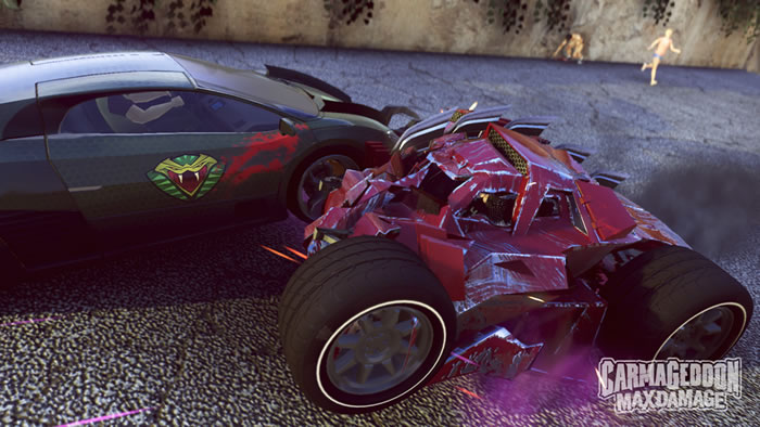 「carmageddon: max damage」
