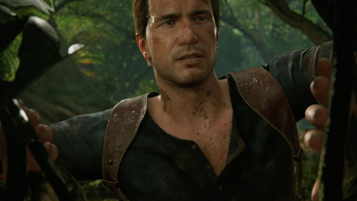 「Uncharted 4: A Thief's End」
