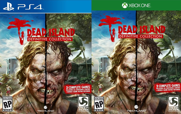 「Dead Island: Definitive Collection」