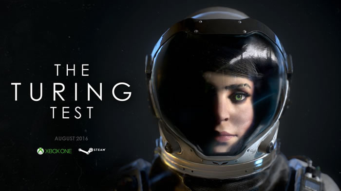 「The Turing Test」