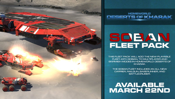 「Homeworld: Deserts of Kharak」