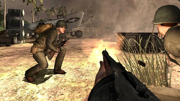 「Medal of Honor: Pacific Assault」
