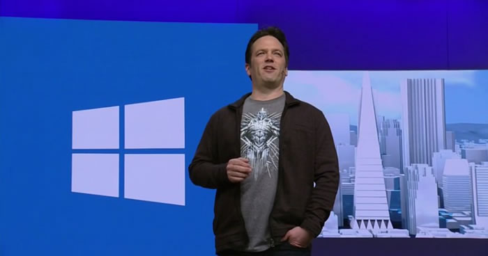 「Phil Spencer」