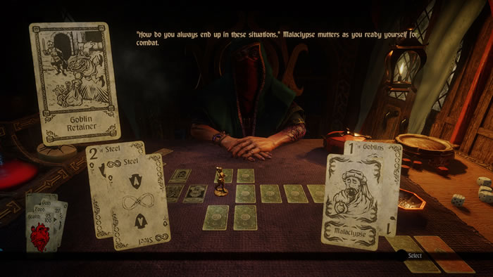 「 Hand of Fate 2」