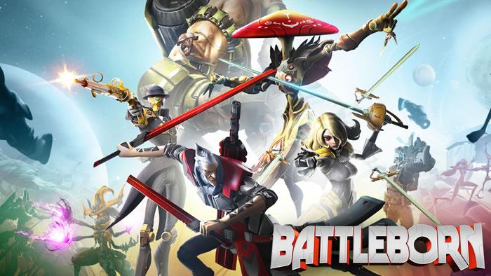 「Battleborn」