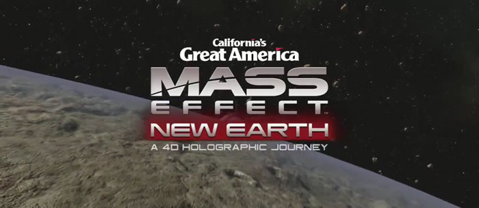 「Mass Effect: New Earth Commercial」